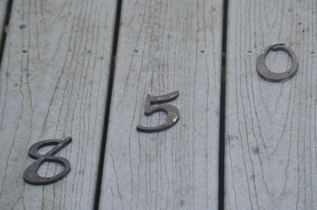 eights: Numbers
