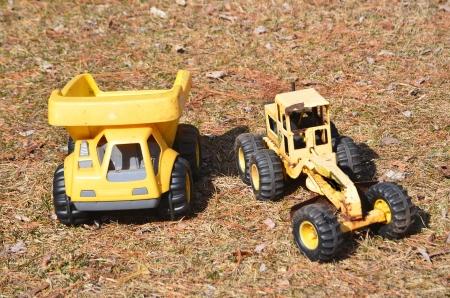 grader: Toy construction equipment