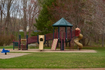 Playscape Stock Photo