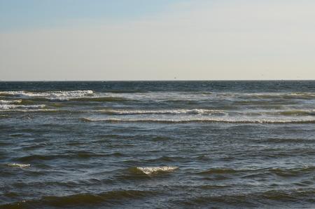 ocean waves: Waves in the ocean