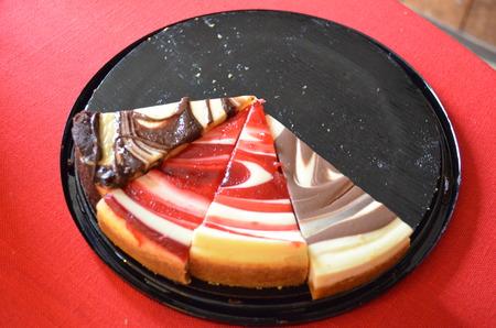 Holiday Cheese cake