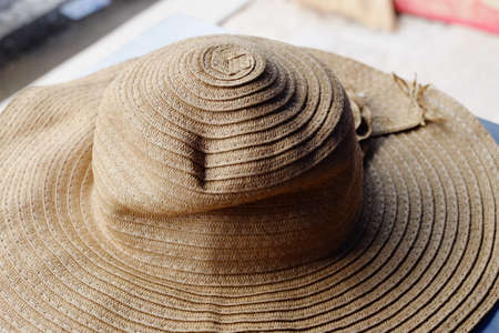 nifty: Brown hat