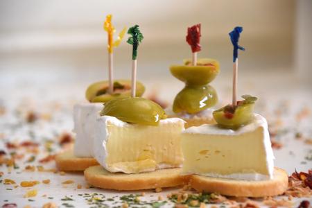 appetiser: appetiser Stock Photo