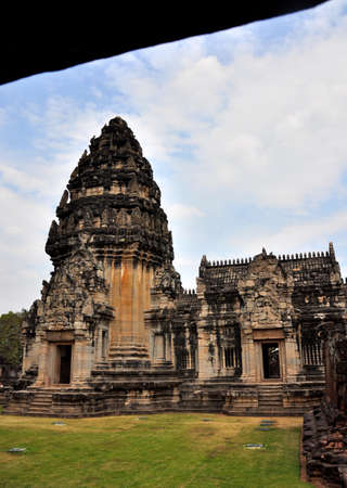 Phimai Historical Park Stock Photo - 13322571
