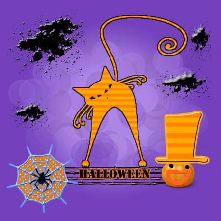 recurrence: Halloween party