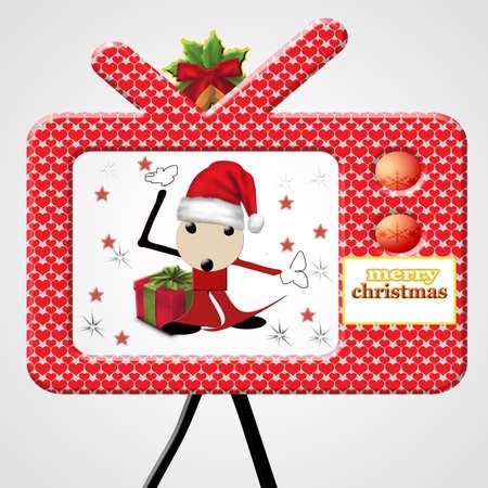 starlet: television-Christmas