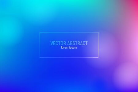 Colorful mesh background. Backgroud with gradient color blue and purple. Colorful mesh background with vibrant gradient for flyer and business presentation. Ilustração