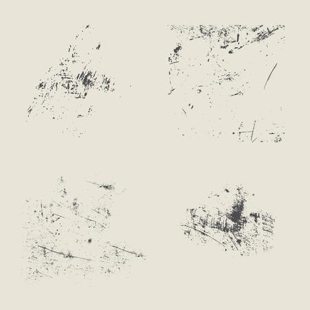 Scratchy Vector Textures