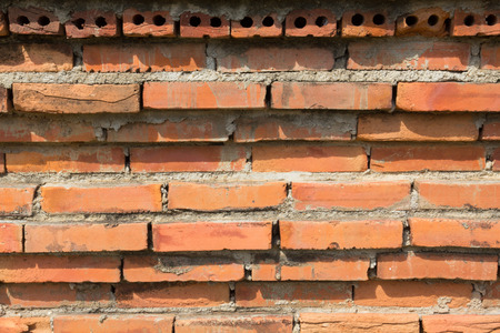 worn structure: brick wall background