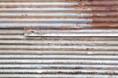 stainless steel sheet: zinc plate wall background