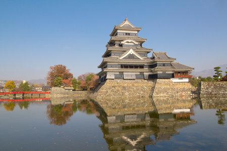 matsumoto: beautiful castle Matsumoto in Japan