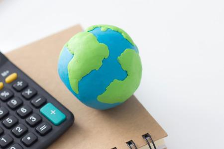 World economic concept,globalization.