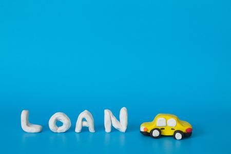 car leasing: Car Loan , Car leasing concept