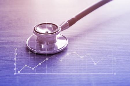 Dossier médical et santé analyse rapport d & # 39 ; analyse de l & # Banque d'images - 88104974
