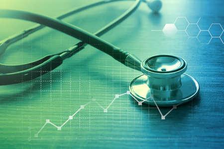 Medical and healthcare service concept Standard-Bild