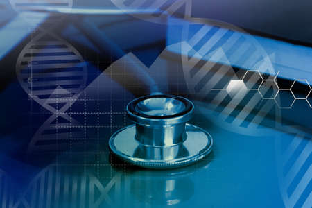 Healthcare Marketing Strategy , Medical Innovation Development 免版税图像