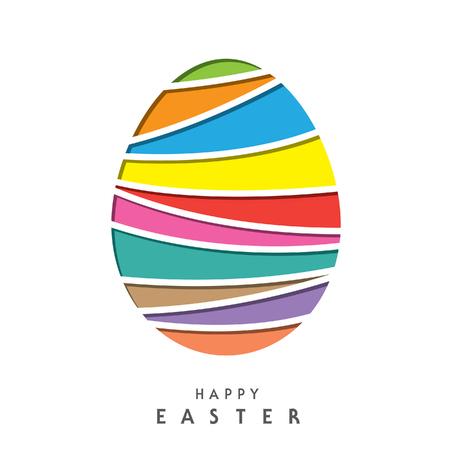 Frohe Ostern und Eier