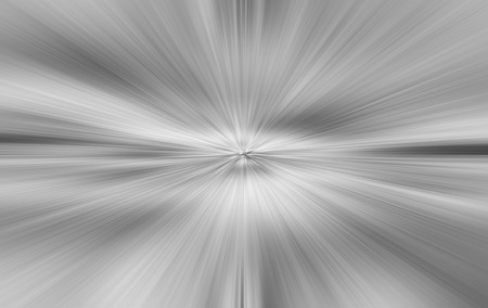 hyperspace: Black and white image of the blurry speed