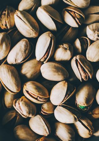 Fond de photo de nourriture de pistache, pour la conception et autre