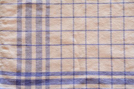 dishcloth: Old dishcloth fabric texture closeup - background.