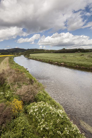 lords: River Don in Aberdeenshire, Scotland.