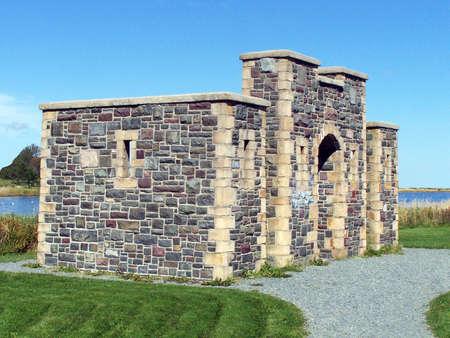 structure: Brick structure