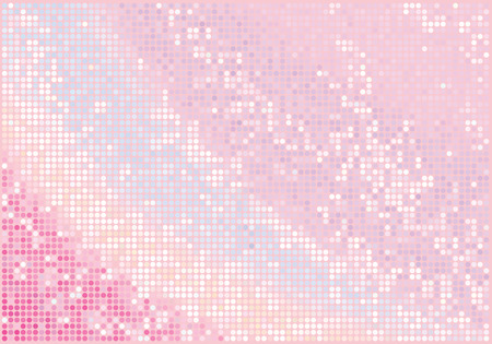 vector pink glamour glitter background Illustration