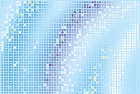 glitters: vector blue glamour glitter background
