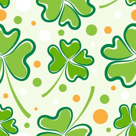 seamless pattern of St. Patrick's day Stock Vector - 6465911