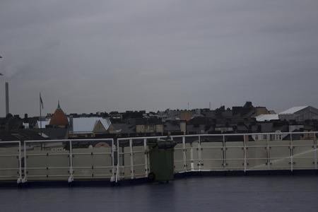 helsinki: roofs of helsinki