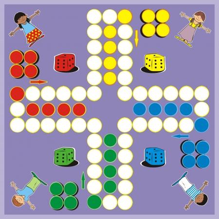 card game: game Illustration