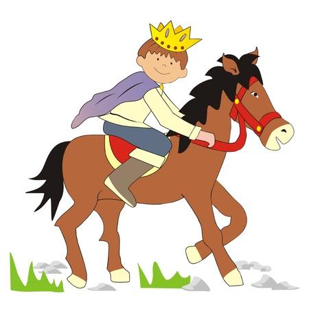 cavalryman: prince