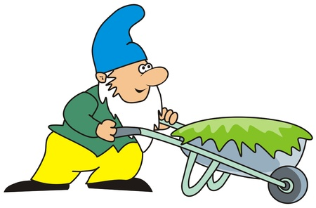 pygmy: elf Illustration