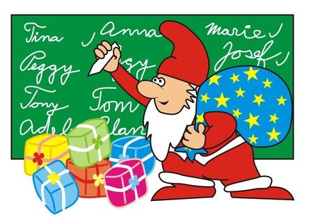 pygmy: Elf - Santa Claus