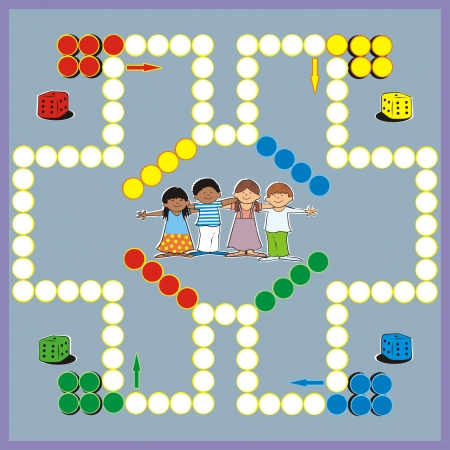 tessera: game - kids