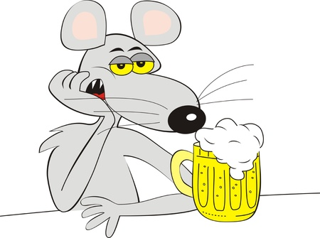 wit: mice and beer