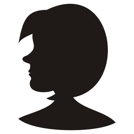 wench: Woman - silhouette