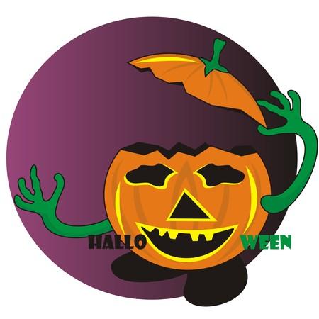 bugaboo: pumpkin Illustration