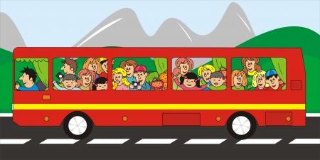 motorbus: trip