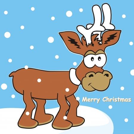 reindeer Stock Vector - 23865029