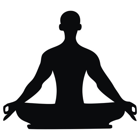 proportions of man: yoga
