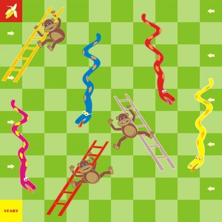 bebe a bordo: juego serpientes