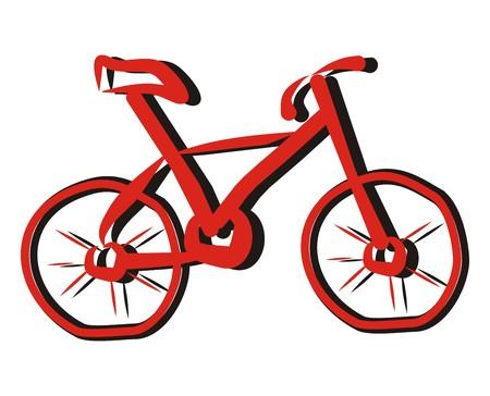 bicycle - sketch
