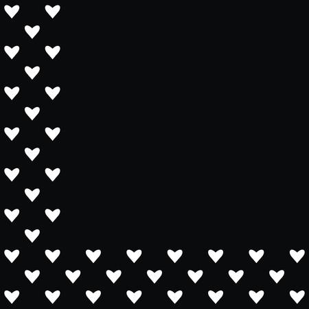 background - heart Stock Vector - 28078988