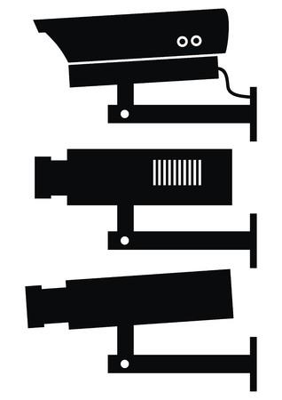 transmissible: camera - symbols Illustration