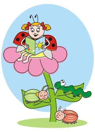 poppet: Ladybug
