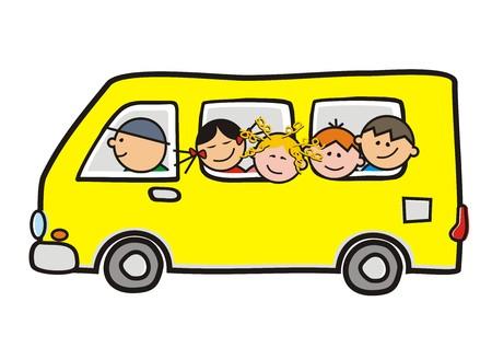 motorbus: autob�s escolar