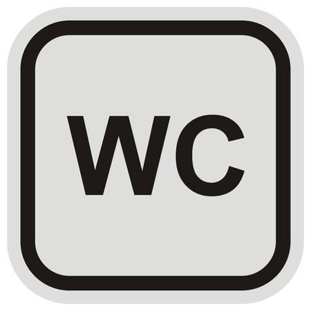 wc: WC, Rahmen
