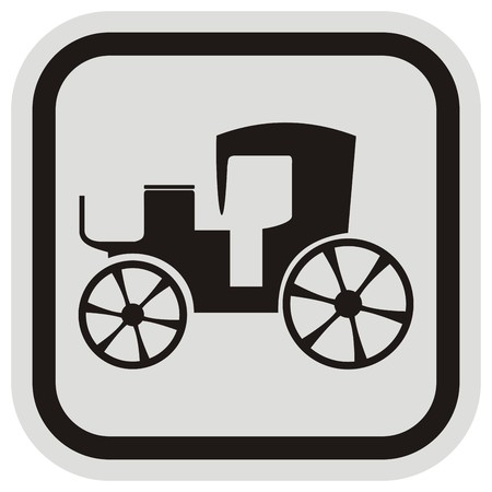 hackney carriage: buggy, frame