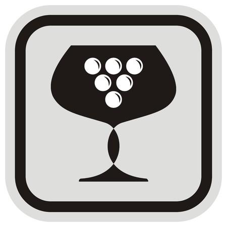 goblet: goblet, frame